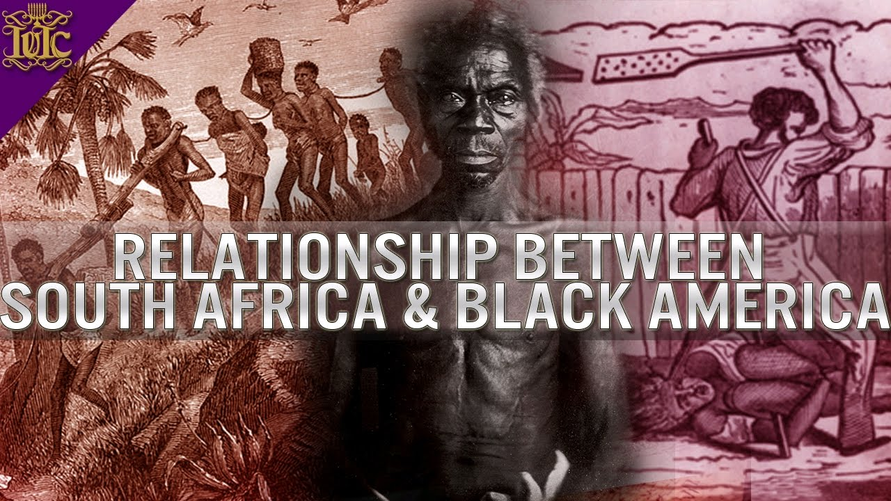 The Israelites: The Relationship Between South Africa & Black America