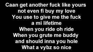 Alkaline {Vendetta} - Ride On Me | January 2015 | Onscreen Lyrics