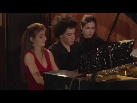 Robert Schumann : Maroussia Gentet et Joseph Birnbaum