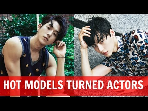 10 Hottest Korean Models Turned Actors in 2017