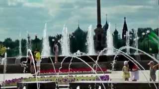 Прогулки по Ярославлю (июль 2012)