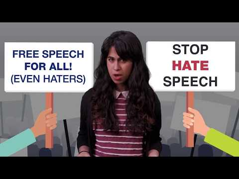 Free Speech vs Hate Speech on College Campuses