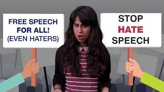 Free Speech vs Hate Speech on College Campuses