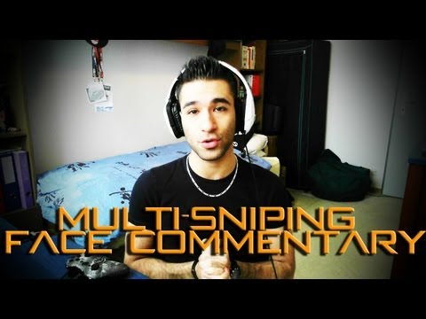 Face Live commentary | Multi-Sniping Black Ops 2