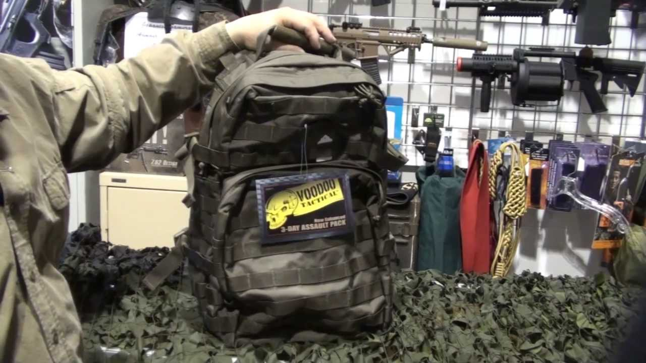 9c8b82ce5d31 Review: Voodoo 3 Day Assault Pack with MOLLE
