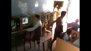Robo Violento A Un  Ciber 26/01/13