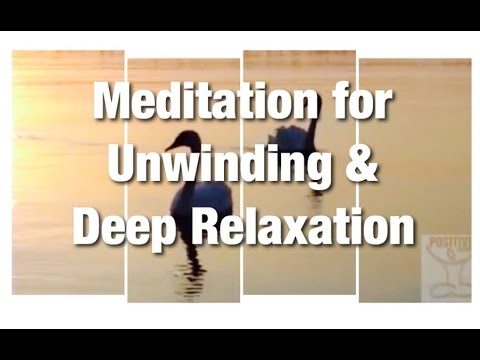 10 Minute Guided Meditation l Play to Unwind l Blissful Relaxation & Unwinding l Great for Sleep