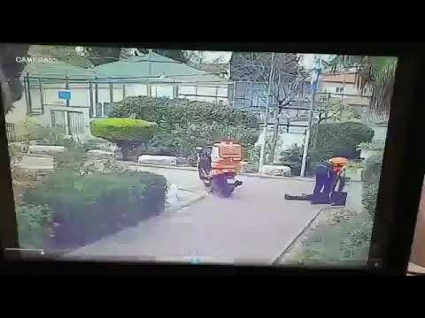 מי גנב את האופנוע? מתיחת איחוד הצלה