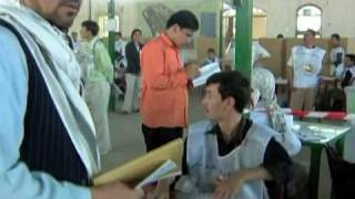 Voting Ends in Afghan Presidential Election
