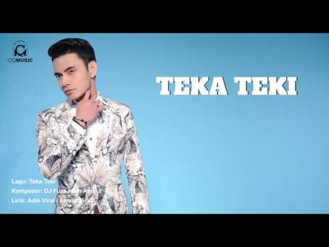 Teka Teki - Syafeek Ikhwan (Official Lirik MV)