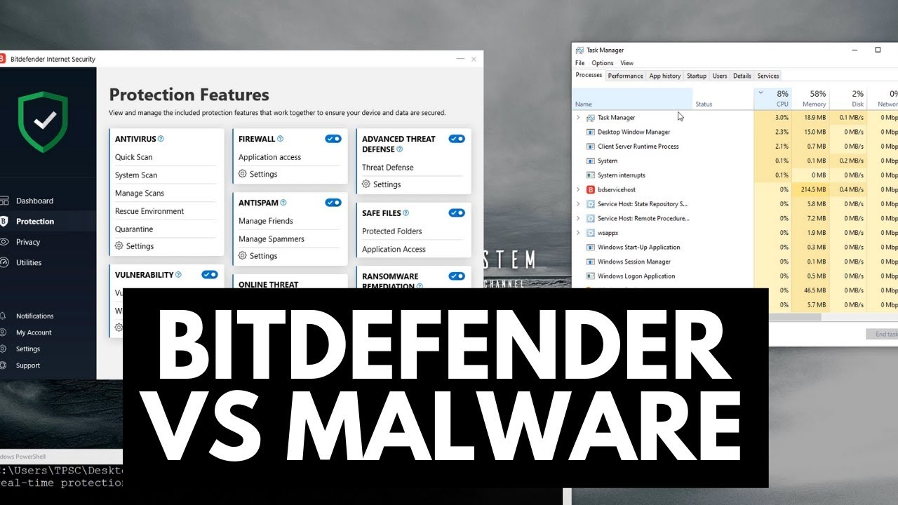 Windows Defender Review 2020.Bitdefender Internet Security 2020 Review Tested Vs Malware