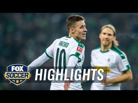 Mönchengladbach vs. Hannover 96 | 2018-19 Bundesliga Highlights