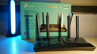 Should you upgrade your router to WiFi 6.? TP-Link Archer AX3000