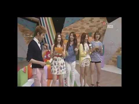 [130605] Chocolat - Black Tinkerbell (preview) + Interview on ACS