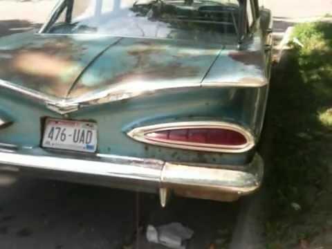 1959 Bel Air original