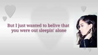 Hailee Steinfeld// Wrong Direction Lyrics