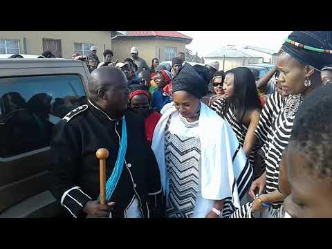 Ngcobo xhosa wedding