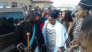 Xhosa Traditional wedding