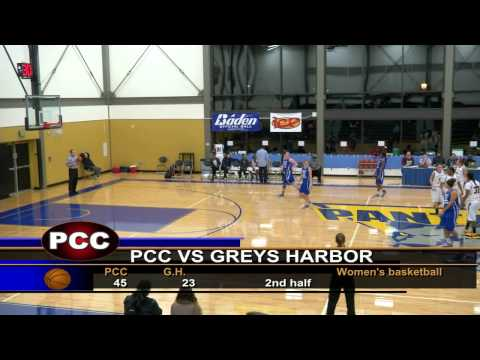 pcc vs greys harbor 2nd half