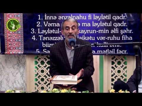 Quran gecəsi _ Digah qəsəbə məscidində İmam Səccad (ə)-ın mövludu 02052017