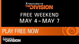 Tom Clancy's The Division Free Weekend on all platforms!
