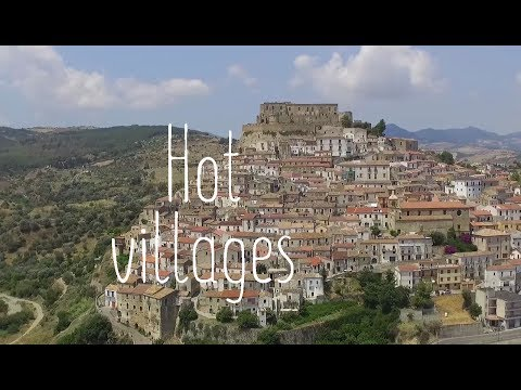 Southern Italy - charming little villages, beaches and coves