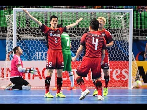 Nagoya Oceans vs Nafit Al Wasat (AFC Futsal Club Championship 2016: Final)