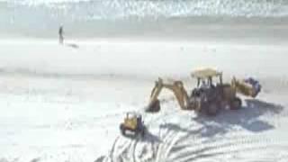 Gulf Shores Beach 9/22/2008