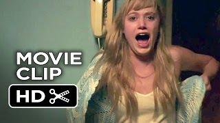 It Follows Movie CLIP - Open The Door (2015) - Maika Monroe Horror Movie HD