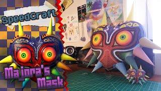 The Legend of Zelda Papercraft ~ Majoras Mask ~