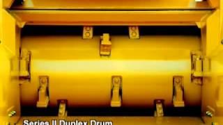bh-ruda.pl Vermeer HG6000 Tier 4i (Stage IIIB) - Series II Duplex Drum Rozdrabniacz