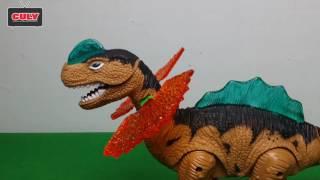 Khủng long tắc kè hoa biết đi đồ chơi robot dinosaur toy for kid