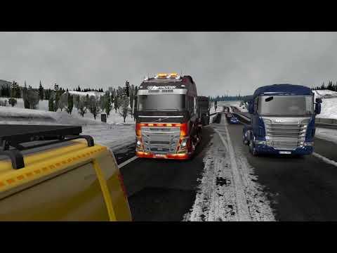 Euro Truck Simulator 2 - Spezial Transport - 2. Tour Prag - Nürnberg