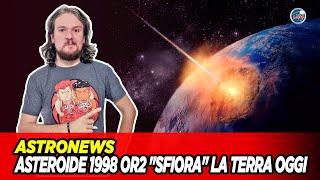 LIVE per l'Asteroide 1998 OR2 che