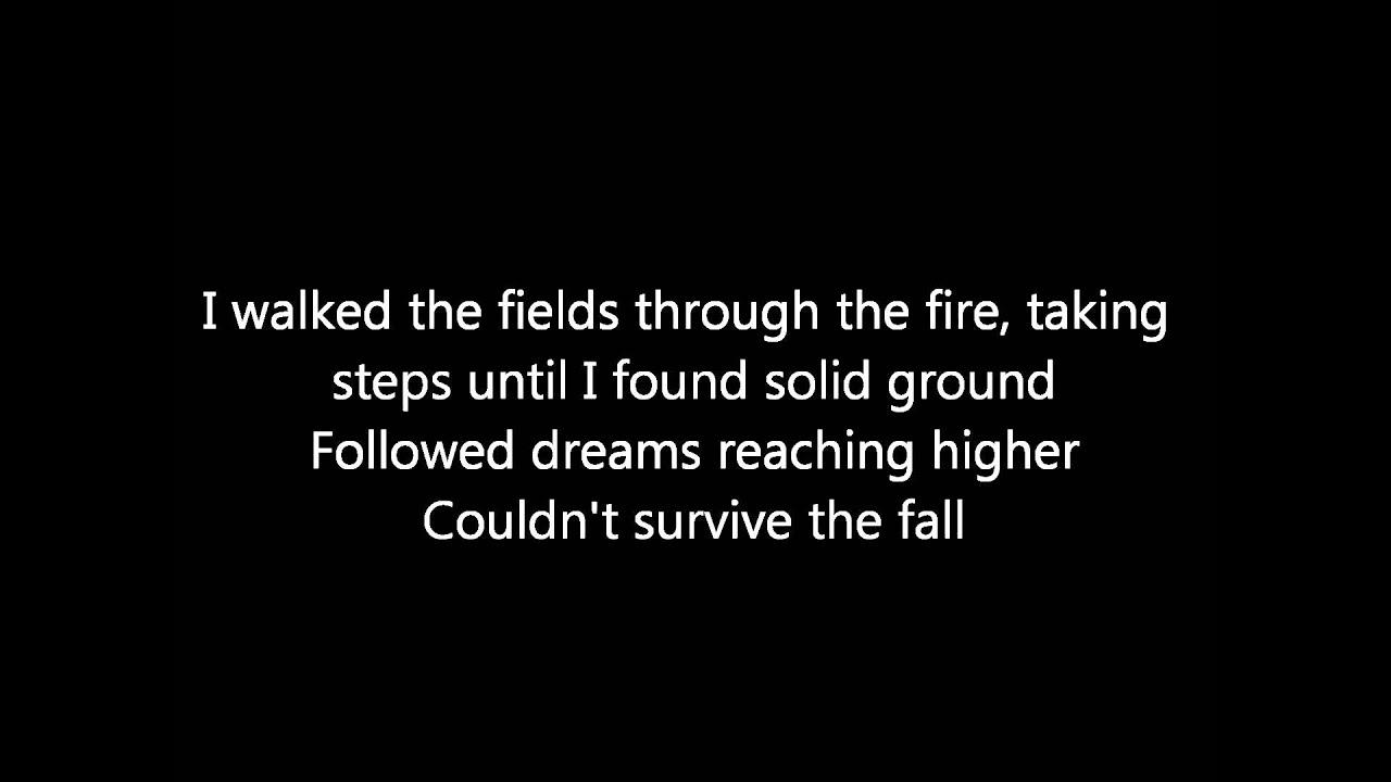Avenged Sevenfold Lyrics