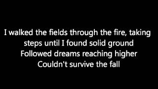 Repeat youtube video Avenged Sevenfold - Buried Alive - Lyrics