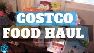 healthy food haul   big costco grocery trip