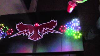 Interactive Beer Pong Table