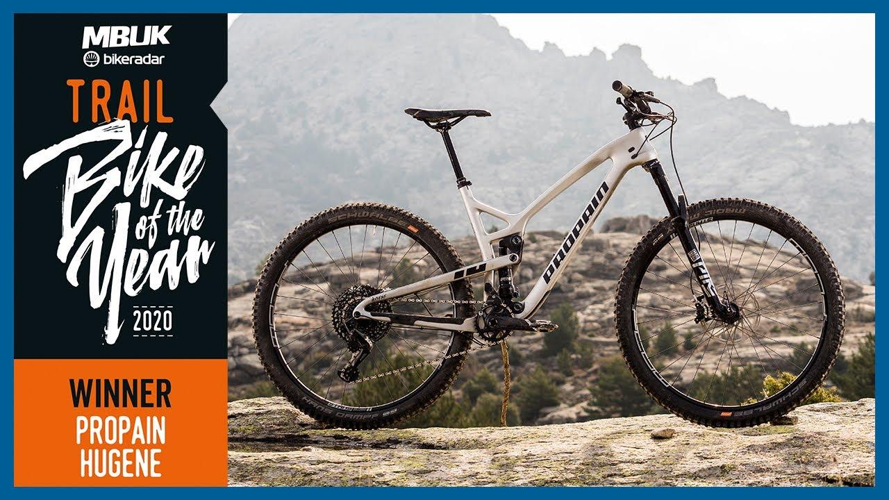 The Incredible Value Propain Hugene Trail Bike Of The Year Winner Youtube