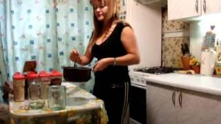Приготовление фаршекаши для хорьков