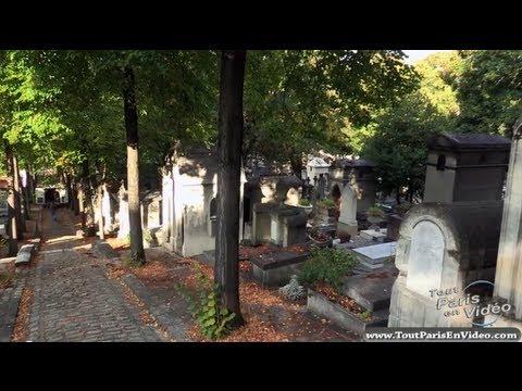 Cimetière du Père Lachaise, Paris (Full HD)