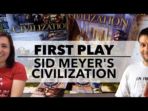 First Play: Sid Meier's Civilization (2010)