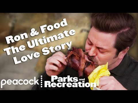 Ron & Food: The Ultimate Love Story - Parks and Recreation