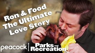 ron-food-the-ultimate-love-story-parks-and-recreation