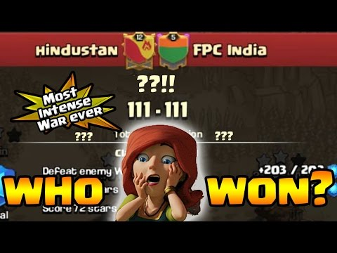 MOST INTENSE WAR EVER: Hindustan VS FPC India (Arranged)