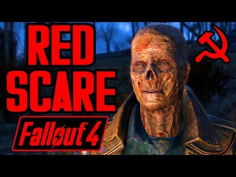 Fallout 4 - RED SCARE - FULL QUEST Mod Playthrough - COMMUNIST SPY? - X1 PC