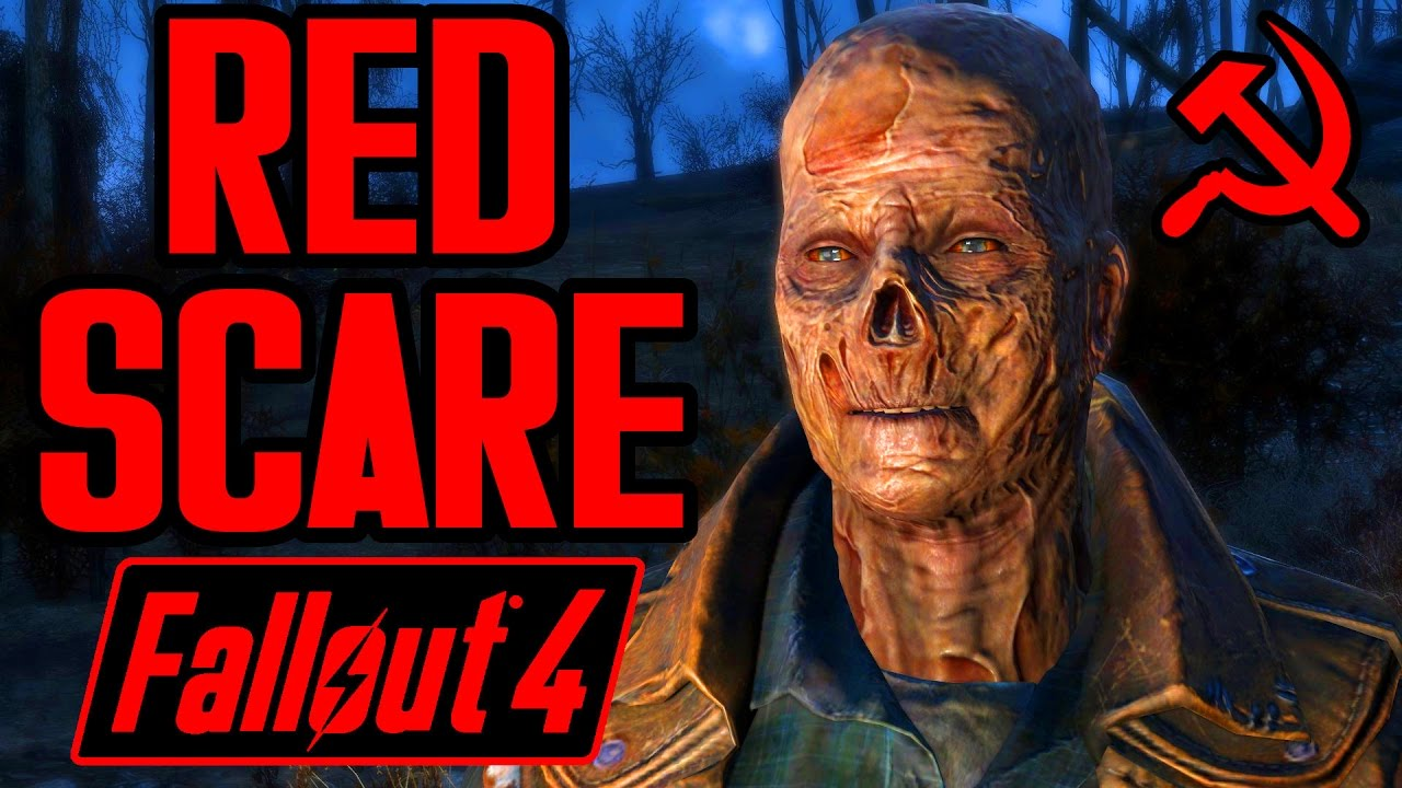 Fallout 4 - RED SCARE - FULL QUEST Mod Playthrough - COMMUNIST SPY ...