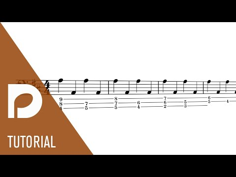 Figured Bass | New Features in Dorico 3.5