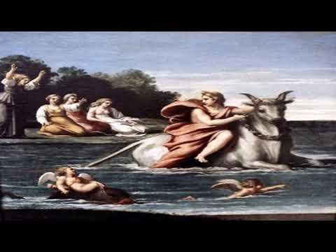 MITOLOGÍA GRIEGA Los Amores De Zeus 2