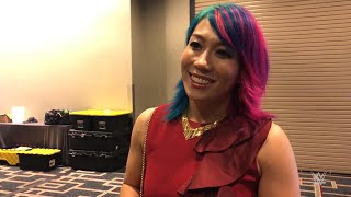 Will Asuka spit poison mist at WrestleMania?: WrestleMania Diary